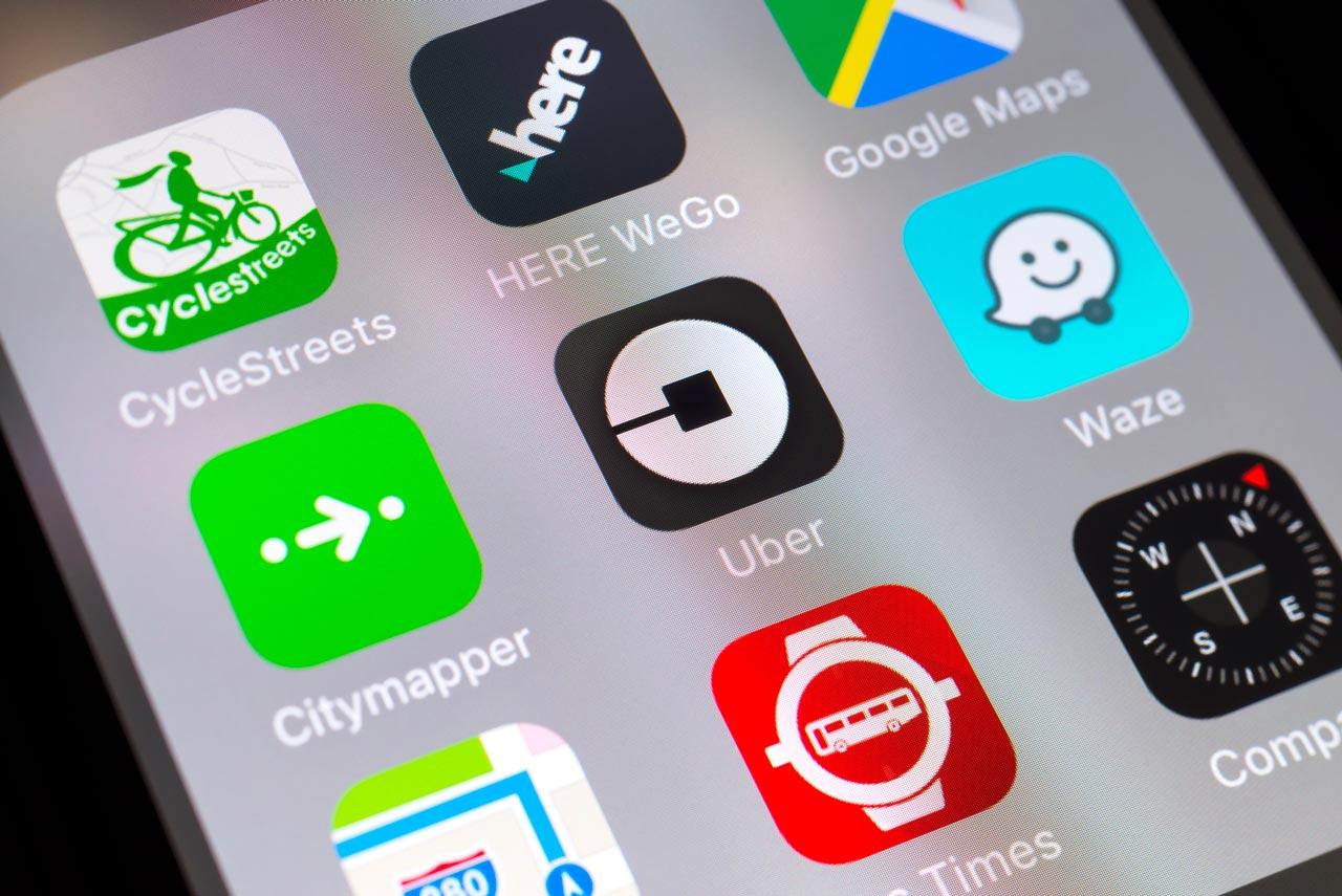 Изтичане на данни от Uber