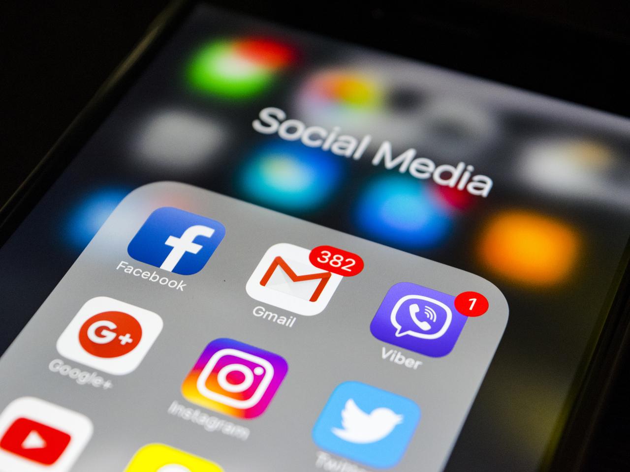 Какво знаят социалните мрежи за вас?