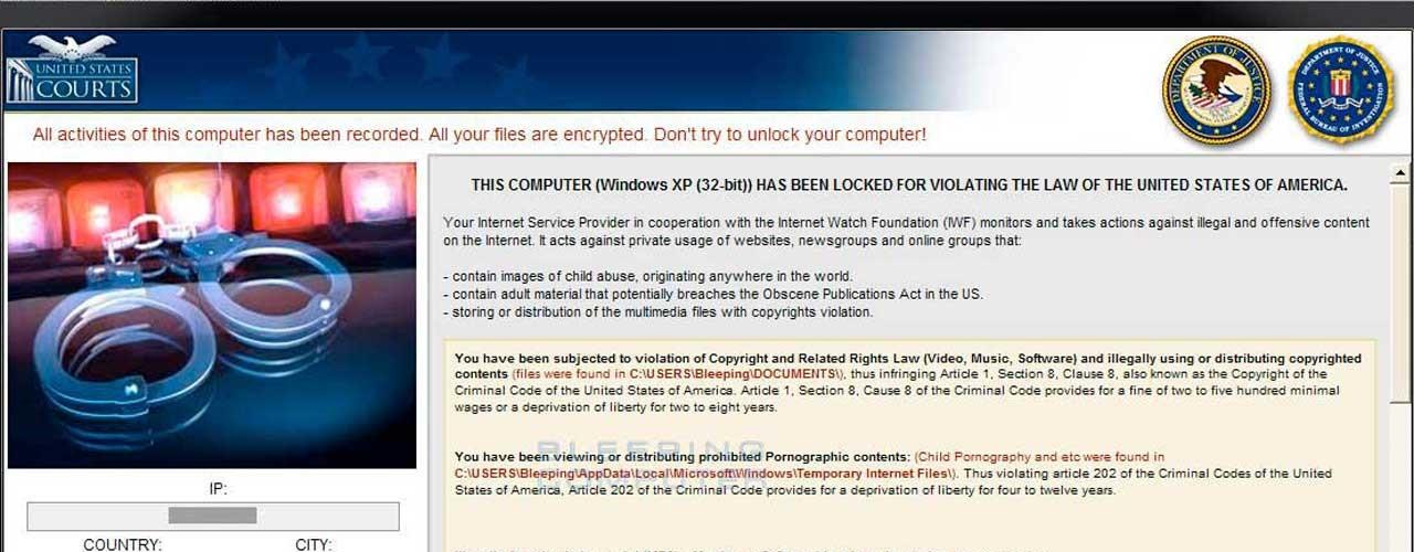 ransomware обзор