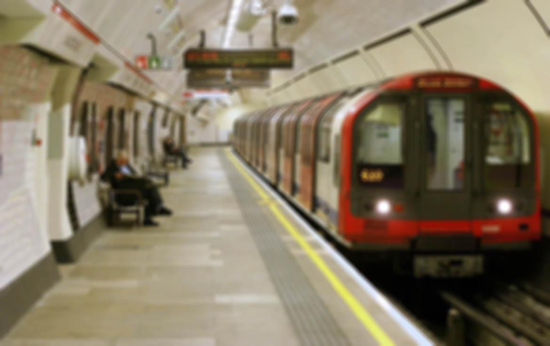 лондонското метро